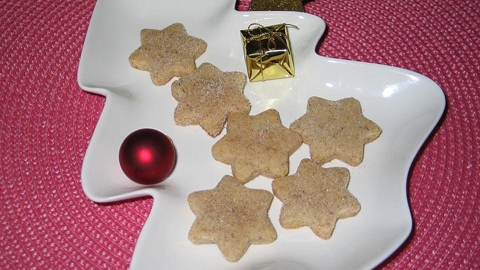 Schnelles Weihnachtsgebäck Rezepte.Peters Schnelle Zimtsterne