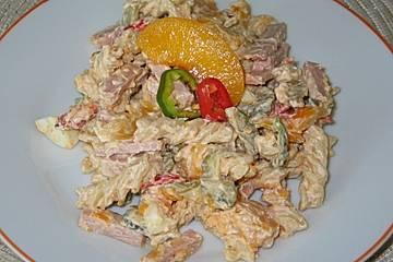 Urmelis einfacher Nudelsalat 'Ratz-Fatz Schmackofatz'