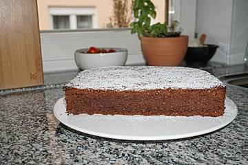 La Vera Torta Caprese Von Nocciola Chefkoch