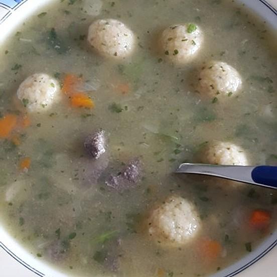 Zupa Watrobiana