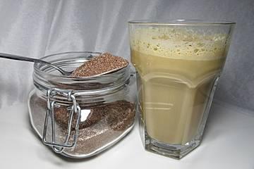 Eis - Frappé - Pulver, kalorienarm, blitzschnell gemacht