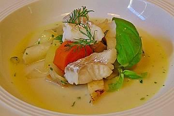 Büsumer Fischsuppe