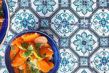 Portugiesischer Karottensalat