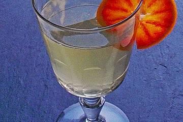 Weißer Glühwein (die italienische Variante)