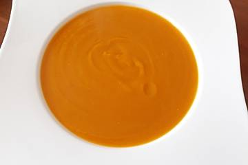 kartoffel kürbis suppe
