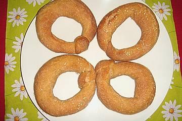 Sesam - Ringbrötchen
