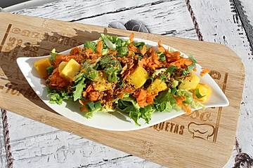 Mango - Endivien - Salat