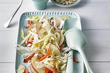Paprika - Chicorée - Salat