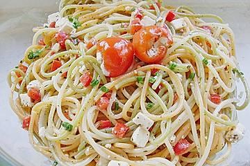 'Püppis' Spaghettisalat