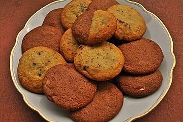 Cookies wie beim Amerikaner