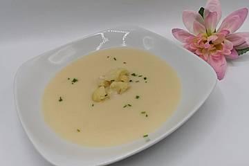 Blumenkohlsuppe