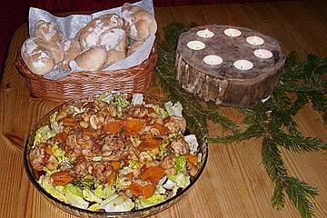 Hähnchenbrustsalat spezial