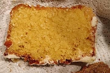 Vanillesandkuchen