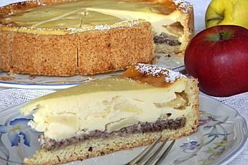 Apfel - Mandel - Kuchen