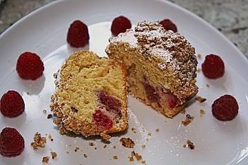 Himbeer - Streusel - Muffins
