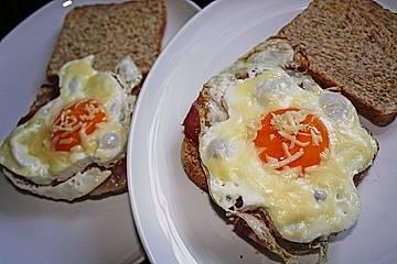 Frühstücks - Burger
