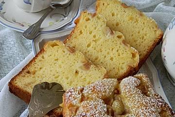 Vanille - Quarkkuchen