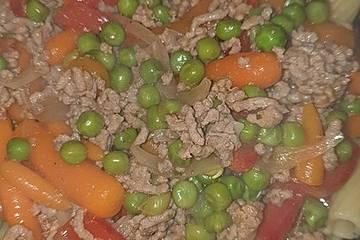 Hackfleischtopf mit Gemüse