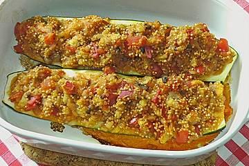 Rezepte mit zucchini und quinoa