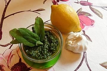 Salbeipaste -   Kräuterwürzpaste
