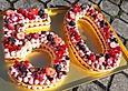 Erdbeer-Vanille-Buttercreme