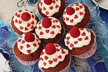 Red Velvet Cupcakes - für besondere Anlässe