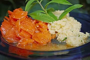 Karottensalat  Marokko