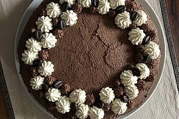 Nuss - Nougat Torte