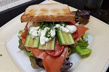 Titanic Sandwich