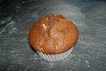 Schoko - Mango - Muffins