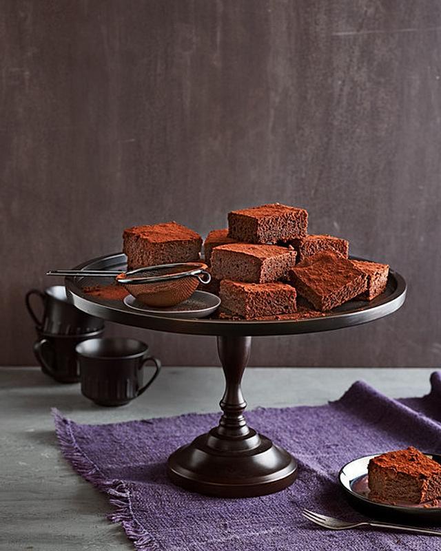 Der weltbeste Schokoladen - Blechkuchen