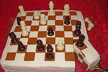 Schachbrettorte