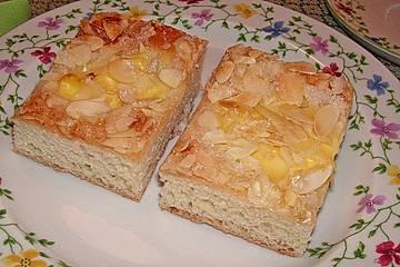 Pudding - Butterkuchen