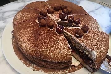 Kirsch - Mascarpone - Torte