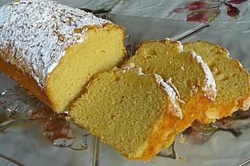Mandel - Zitronen - Kuchen
