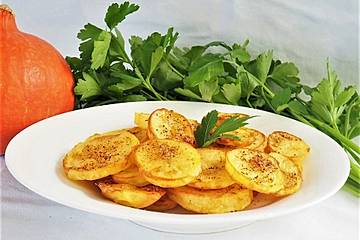 Bratkartoffeln - ohne Fett