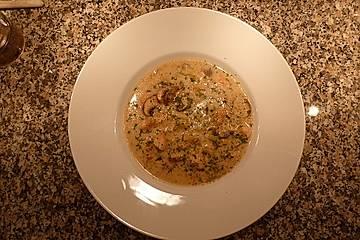 Lauch - Geflügel - Suppe