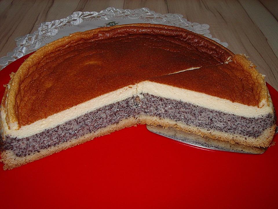 Eierschecke Mohn Kuchen Rezepte Chefkoch De