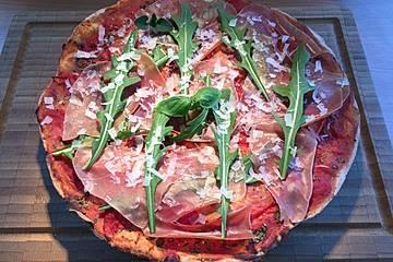 Vollkorn - Pizzateig