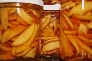 Pfälzer Cognacquitten mit Honig