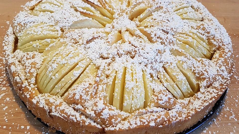 Megaleckerer Apfelkuchen Nach Tante Uschi Von Schroddele Chefkoch