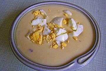 Pommersche Buttermilchkartoffeln