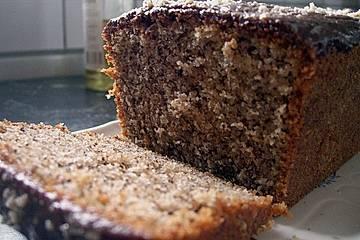 Walnuss - Sesam Kuchen