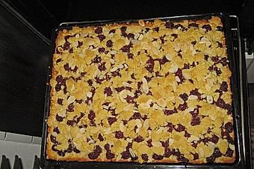 Kirsch - Streuselkuchen