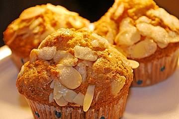Butterkuchen - Muffins