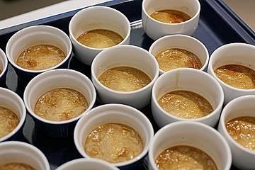 Pfifferlings - Crème brûlée