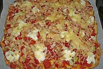 Westfälische Pizza