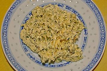 Knoblauch - Lätta mit 8 Kräutern