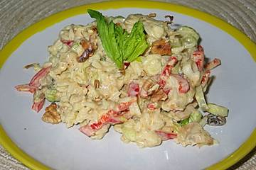 Jamaica Chicken and Rice Salad