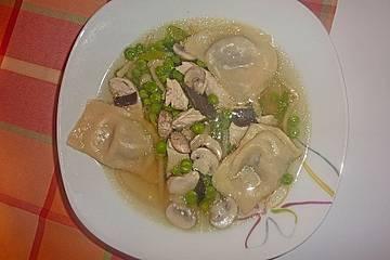 Wan - Tan - Suppe